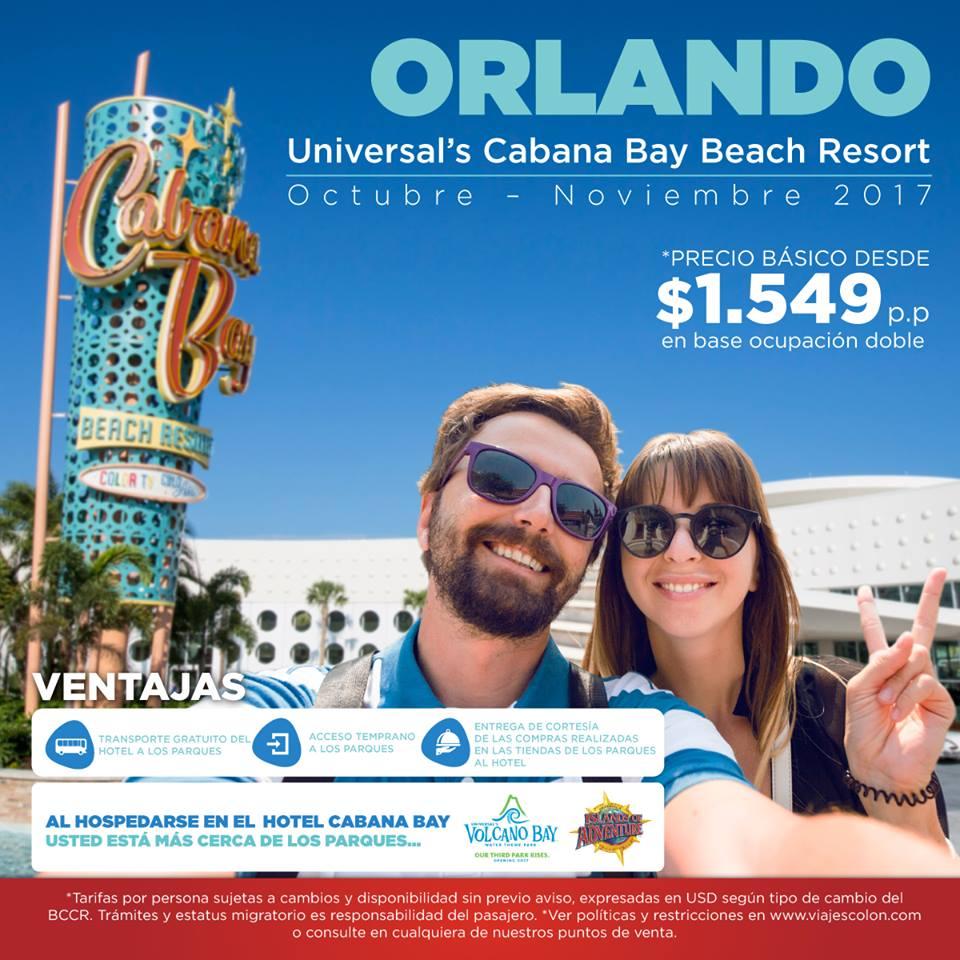 ¡Más cerca de los parques de Universal Orlando Resorts™!  ✈️ + 🚌 + 🏩+ 🎫  precio básico desde $1549* p.p  reservas@viajescolon.com #Orlando https://t.co/1txQz1q8f2