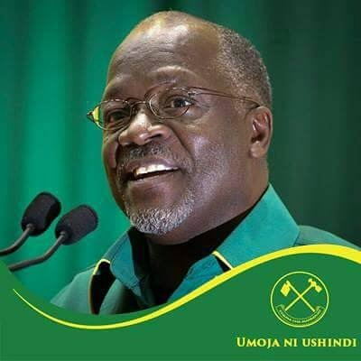 HAPPY BIRTHDAY OUR LOVELY PRESIDENT DR JOHN POMBE MAGUFULI  We REALLY LOVE YOU MUCH PRESIDENT