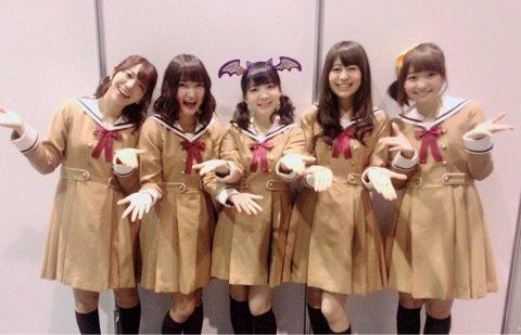 愛美 ブログを更新しました。 『10周年祭!ガルパーティ!』【画像7枚】ameblo.jp/aimi-sound/ent…#愛美#ガルパーティ#アメブロ pic.twitter.com/ezQ6YzAkca