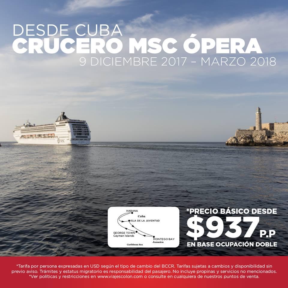 ⚓ ¡Descubra Cuba y el Caribe en un Crucero MSC! ⚓ Detalles en: https://t.co/cWcvZjo6uS  reservas@viajescolon.com #Viajes #Cruceros https://t.co/OB2G7D1VSI