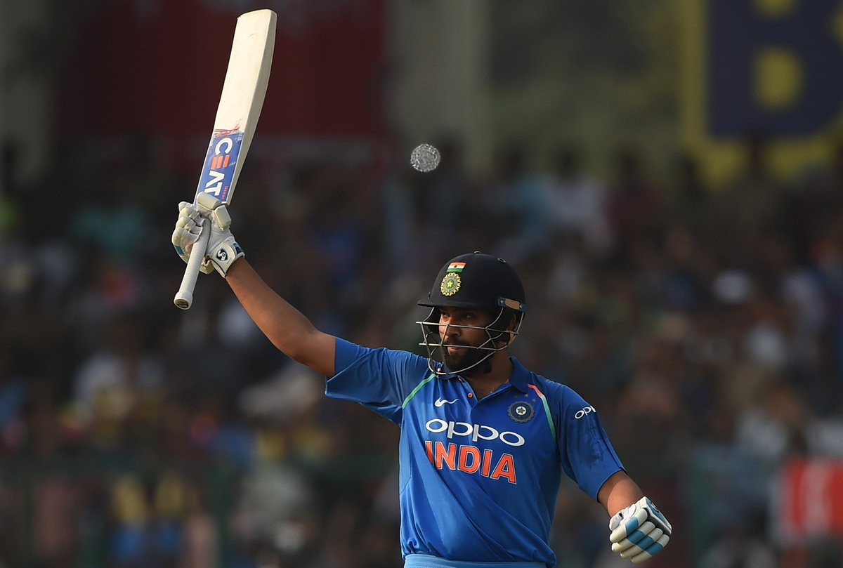 "Cricbuzz on Twitter: ""Rohit Sharma - 147 runs, 138 balls, 18 fours ..."