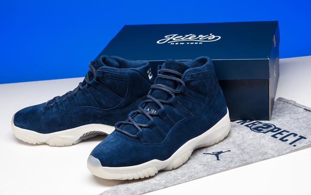 769de633b49 you can buy these derek jeter air jordan 11s if you have an extra 40000  lying