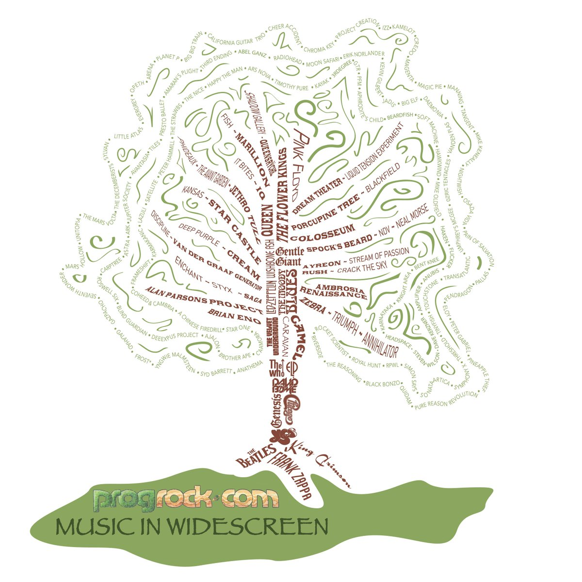 #MusicInWidescreen is LIVE! Featured album #Wobbler - From Silence to Somewhere. Also interview w/ Marius Halleland  http://www. progrock.com  &nbsp;  <br>http://pic.twitter.com/GS1w50vWXH