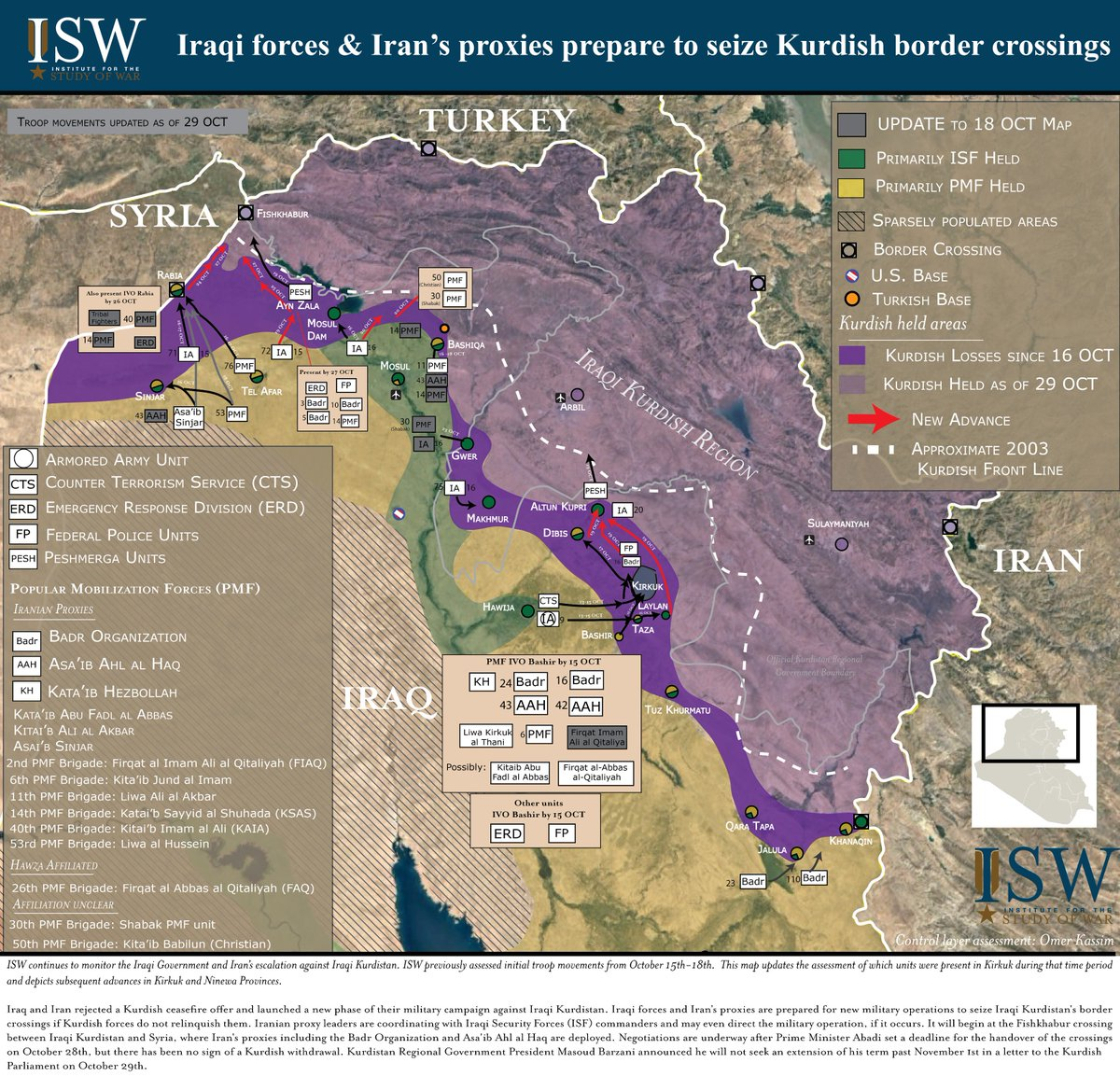 Iraqi Kurdistan Independence: Drivers and Regional Implications - Page 4 DNVIA-KUEAE5TwU