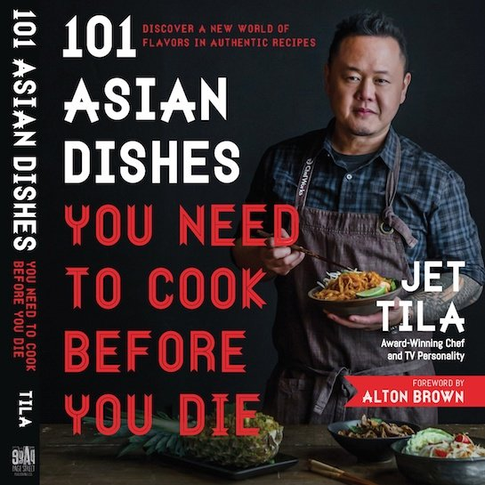 International Flavors w/ the Pros, Day 2: @jettila is in the house sharing tips + recipes from #101AsianDishes!  http:// bit.ly/2gyLO3f    <br>http://pic.twitter.com/RPiXxqZh5j