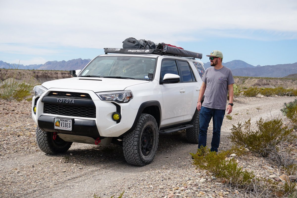 Hayden Crider On Twitter A Guy And His 4Runner Love Story TOYOTA T4r TRD Toyota Bigbend Camping Offroad 4x4 Overland Ko2