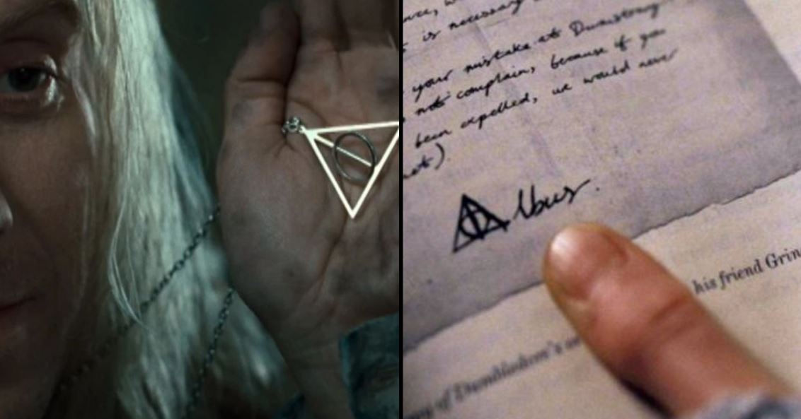 Ladbible On Twitter Jk Rowling Reveals The Dark Inspiration