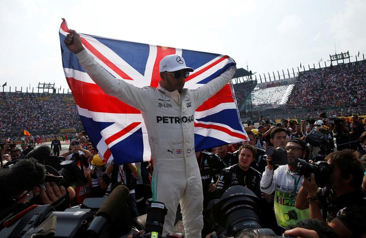 Fórmula 1 | Hamilton se consagró campeón por cuarta vez