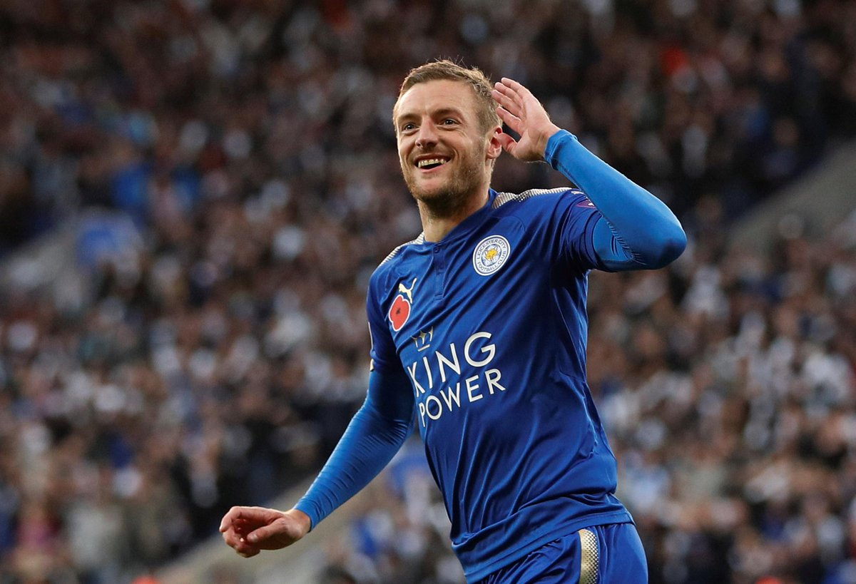 Image result for jamie vardy 2017