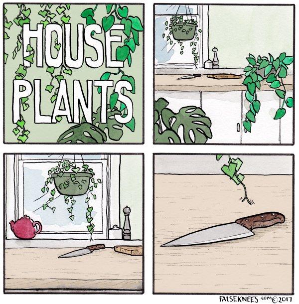 RT @FalseKnees: Spooky stuff. https://t.co/2LlpCMkmdz #falseknees #comic #webcomic #houseplants https://t.co/lfVALwXvcN