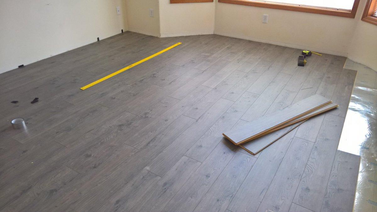 Pergo Presto Beech Blocked Laminate Flooring Laminate