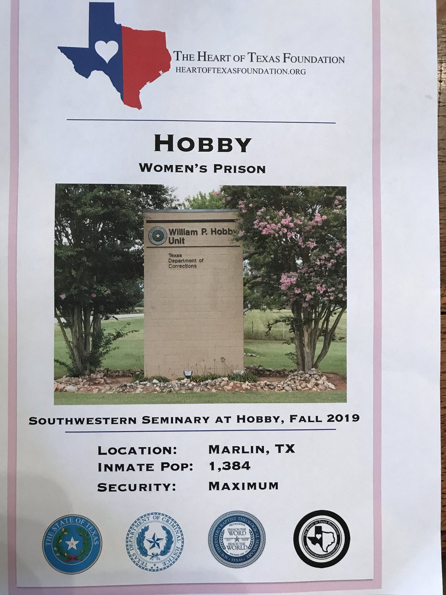 marlin texas hobby unit The william p hobby unit (hb) is a prison for women in unincorporated falls  county, texas,  as of october 2014 the same warden oversees both the hobby  and marlin units that month vikki wright, the warden of hobby, stated that the  unit.