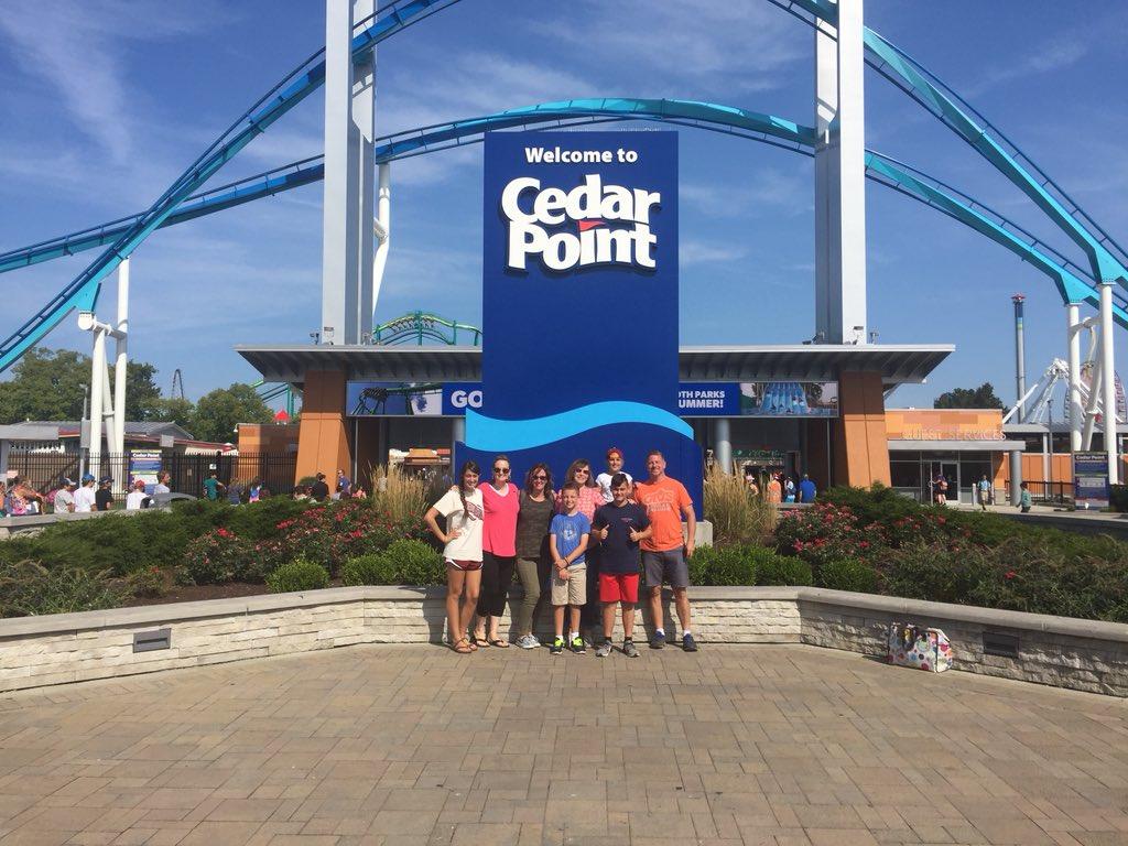 The Roller Coaster Capital of the World | Cedar Point