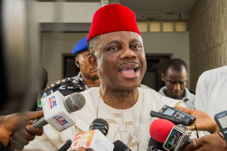 Abuja Court ordered Governor Obiano to stop parading himself as APGA gubernatorial candidate in the forthcoming Anambra governorship election.
