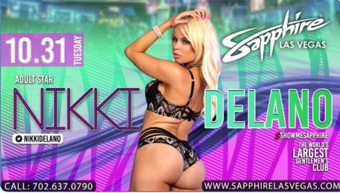 2 pic. Meet me live in 2 days at the Sema Show from 2-5 and later that night at @TheSapphireLV Oct 31st
