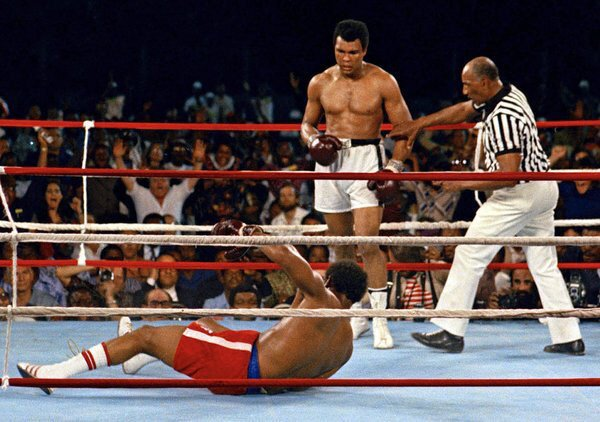 Image result for Today in history, October 30: Ali regains heavyweight title