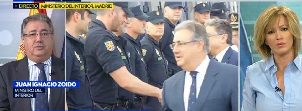 🔴@zoidoalcalde asegura que la equiparación salarial entre los cuerpos de seguridad comenzará en los presupuestos de #DUIDespuESP2018