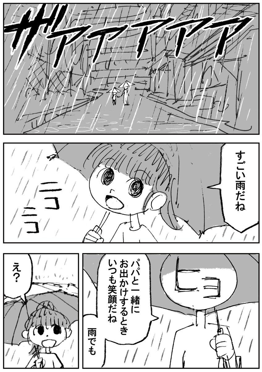 【実録】雨の日
