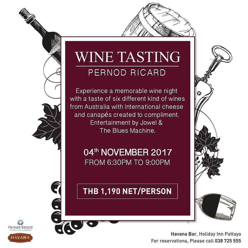 Experience a memorable wine night with 6 kinds of wine from Australia range matched with International cheese and … https://t.co/l4A4OrEQa5 https://t.co/frlkTIGUVg