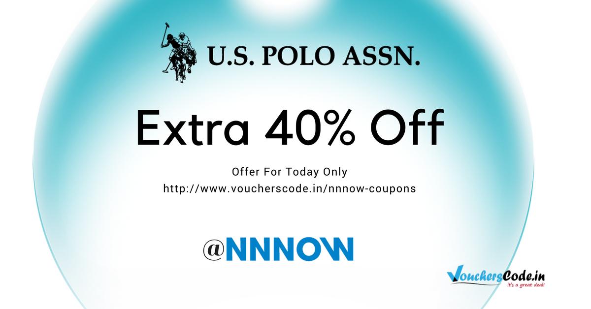 off on U.S. Polo Assn