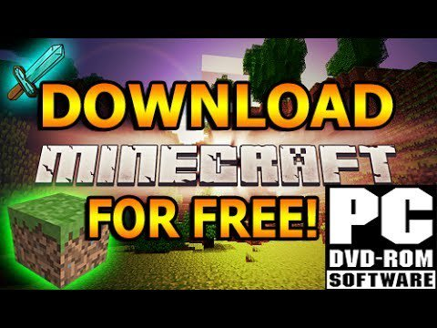 minecraft for free pc