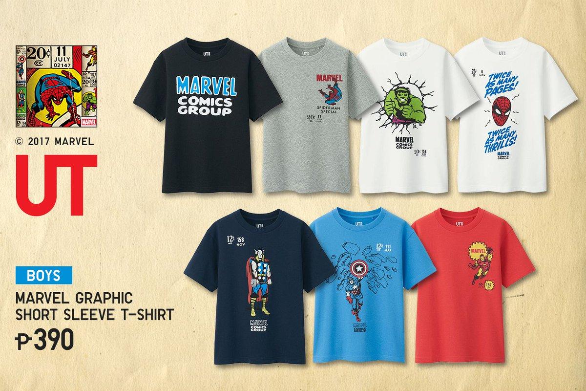 b4c48198 Uniqlo Marvel T Shirt Philippines