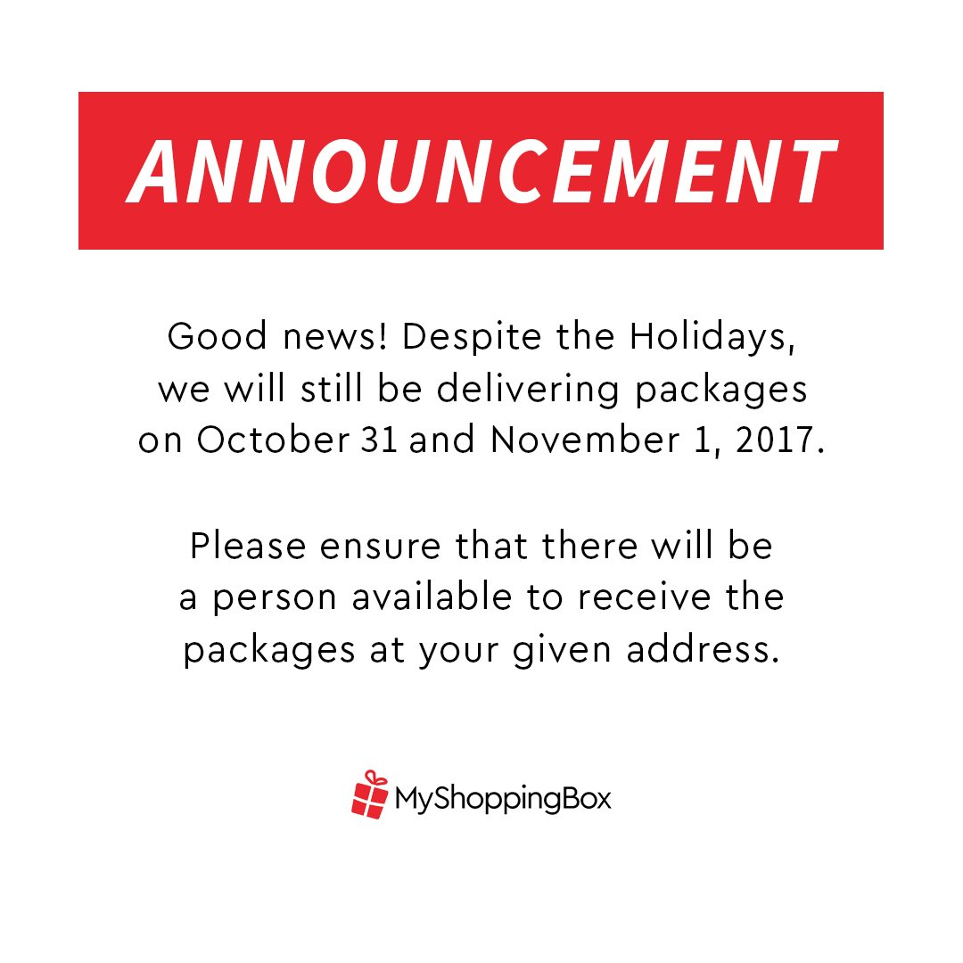 Announcement! 🎃 https://t.co/TPDLFEwOPh