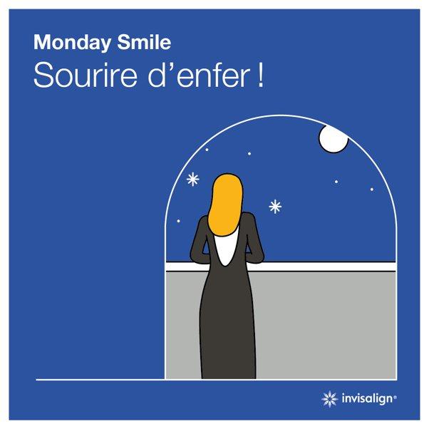 Sourire d'enfer ! :) #happyhalloween #smile #Invisalign #booh https://t.co/pWhl8AVbKu