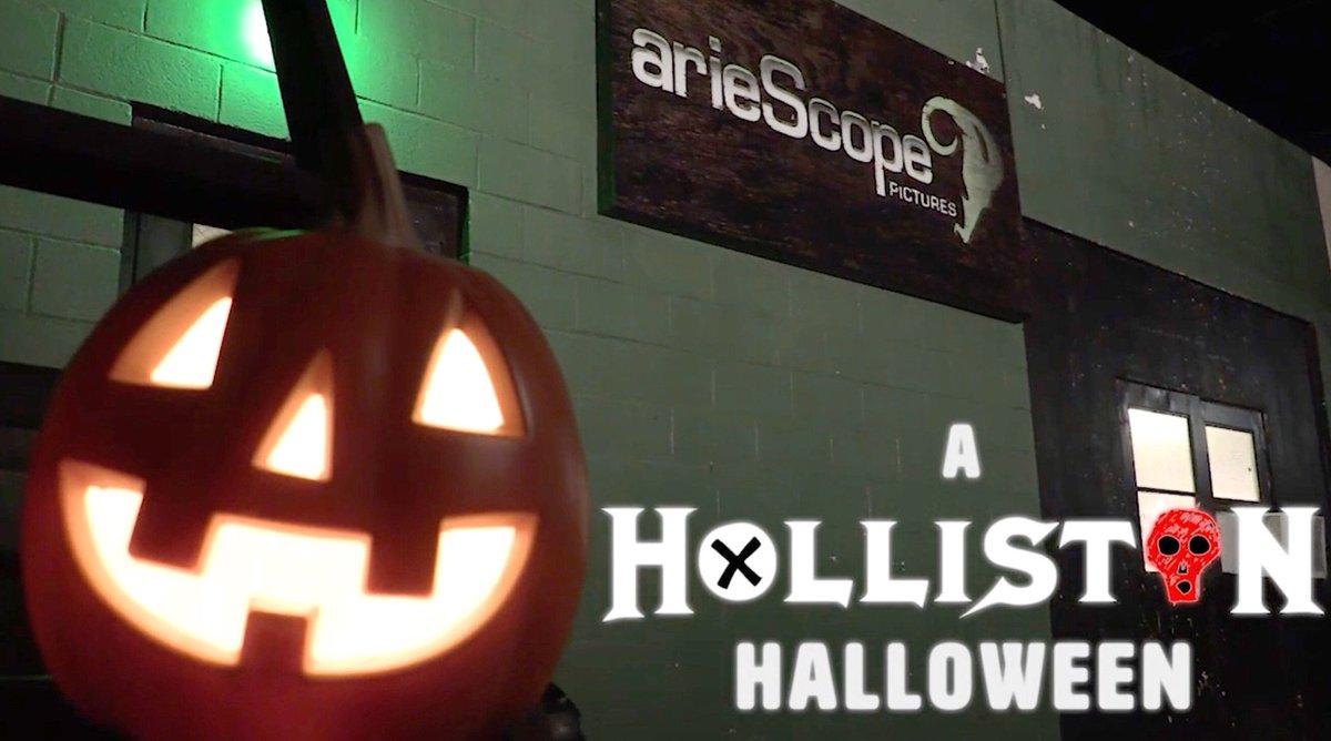"adam green on twitter: ""ariescope's 19th annual halloween short film"