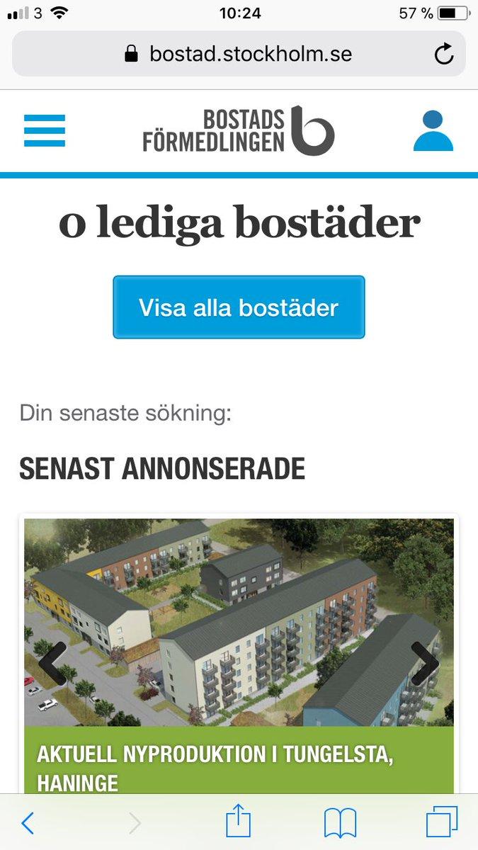 stockholm bostadsförmedling ab