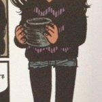 Tumblrで流れてきたけどスコットピルグリムってカナダのコミックスに出てくるHazelちゃん可愛す…
