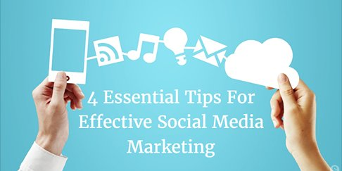 effective social media marketing campaign tips
