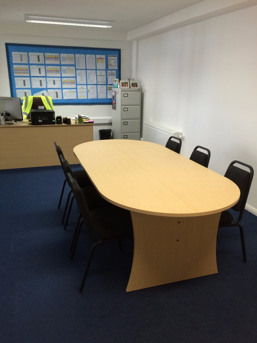bespoke office desks. Meeting Tables And Bespoke Office Desks Are Another Big Seller. #meeting-table #desks #OfficeSpace #office Desk #furniture #schools #bespokepic.twitter.com/ A
