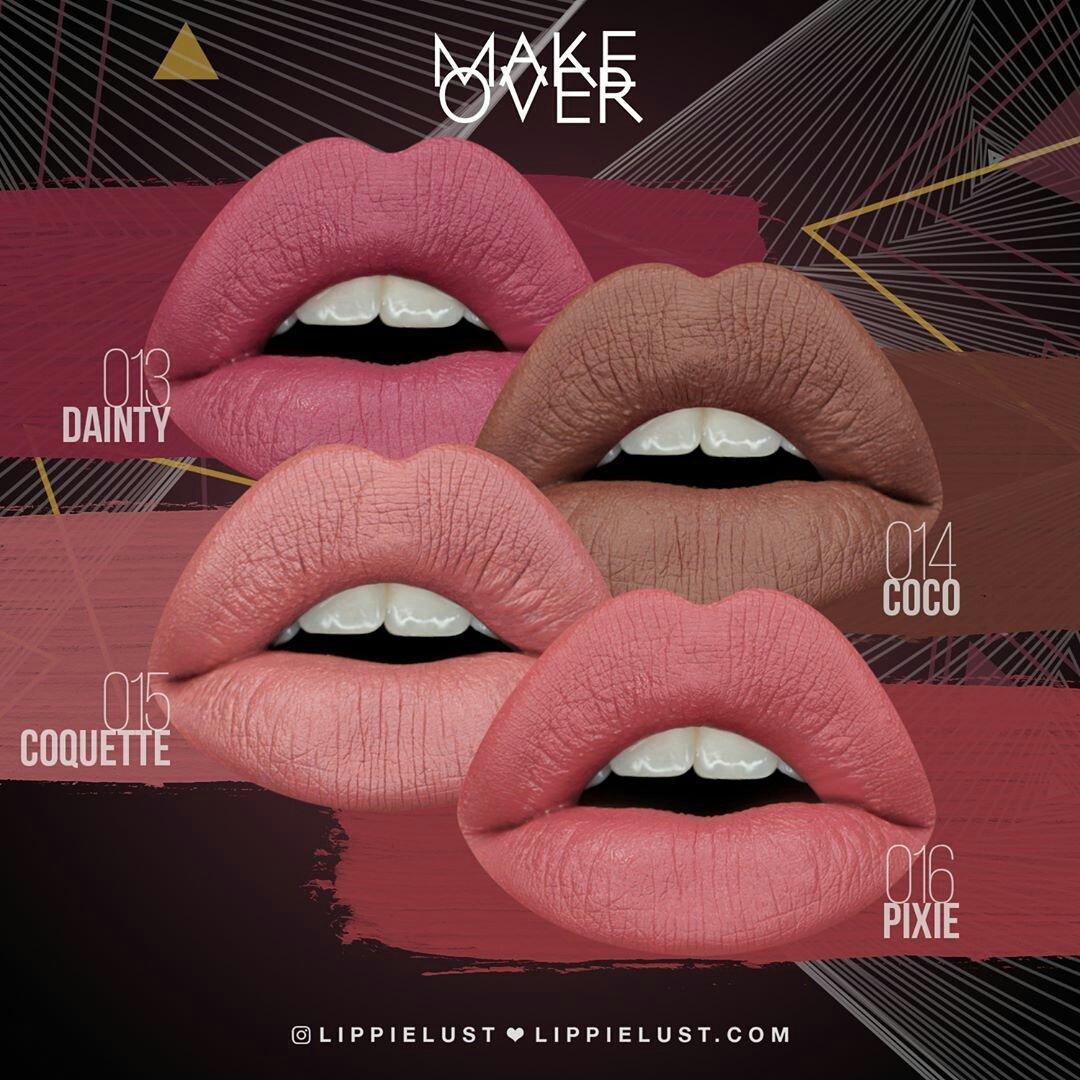 Bella On Twitter Make Over Intense Matte Lip Cream 85k Counter Lips 100k Available No 5914151617181920 Wa 085729455445 Line Dearmissbella
