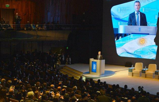 Macri llama a un gran acuerdo y lanza un plan de reformas