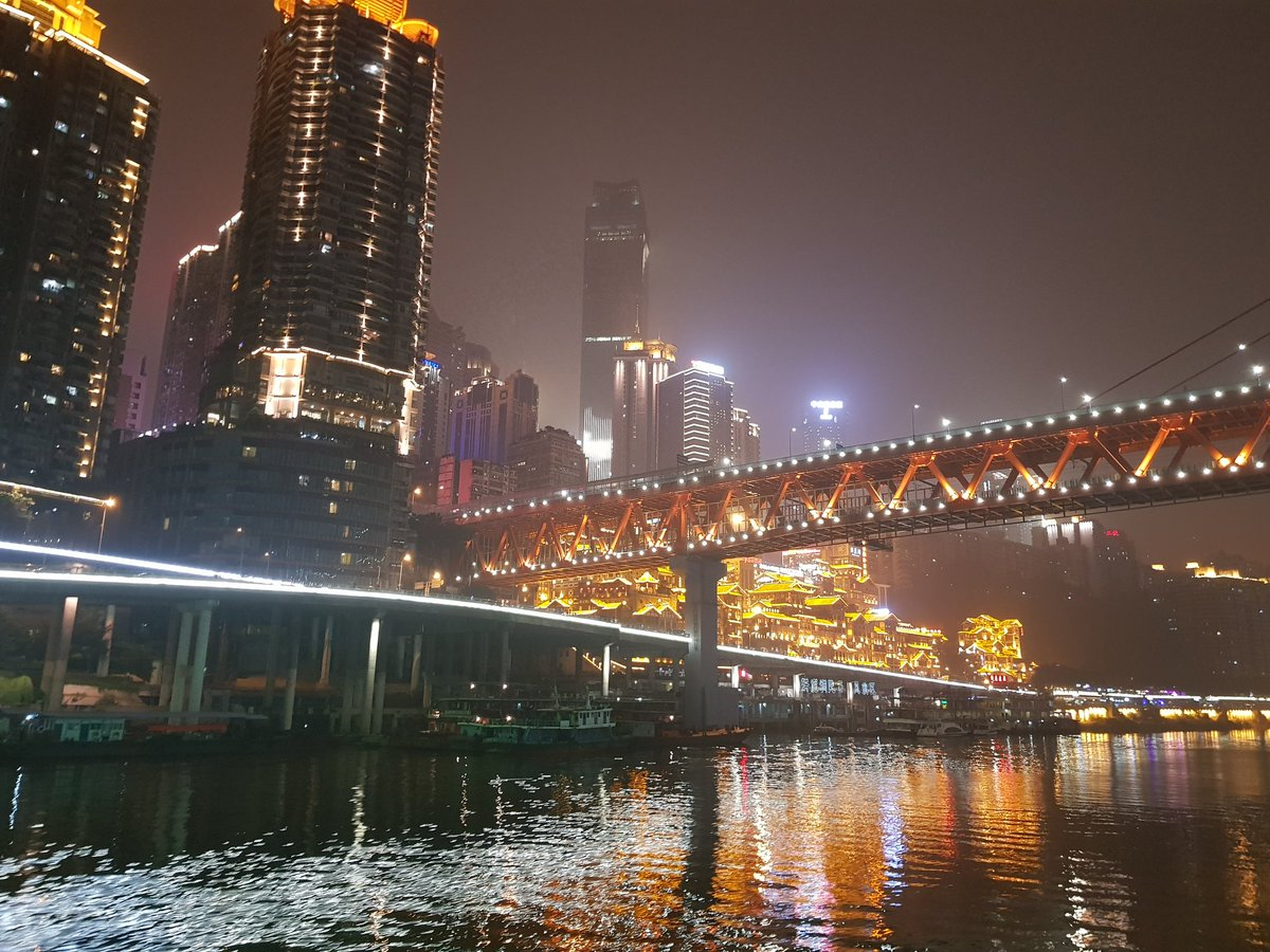 Chongqing – city with 8 mln population, overall 33 mln of Chinese citizens live in Chongqing Municipal Province