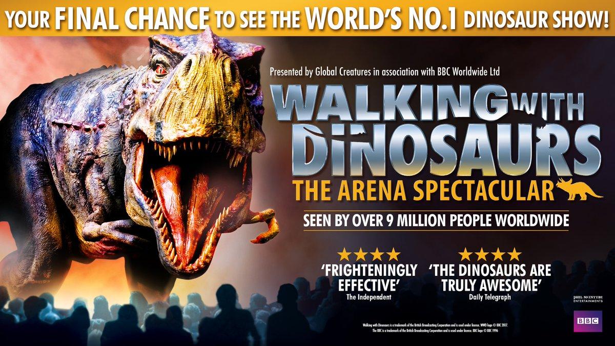 Goede Walking w/ Dinosaurs (@WWDLive) | Twitter OT-44