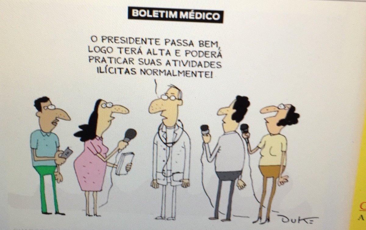Sírio Urgente! Boletim Médico!