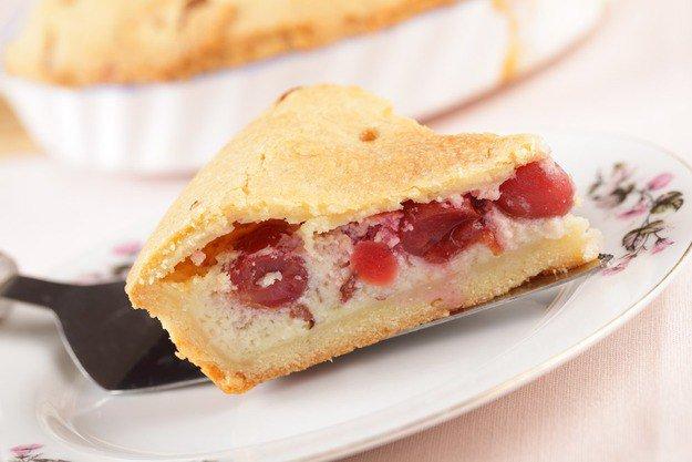 Рецепт пирога с тыквы