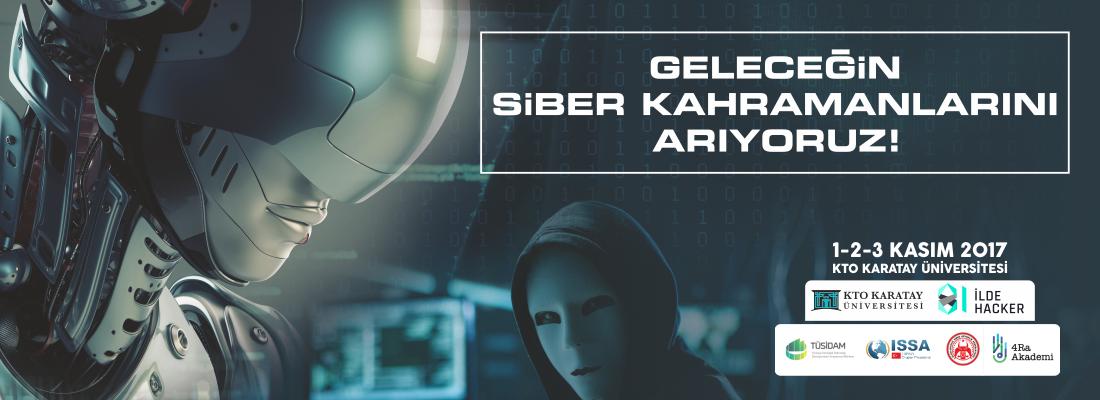 Geleceğin siber kahramanları @ktokaratay...