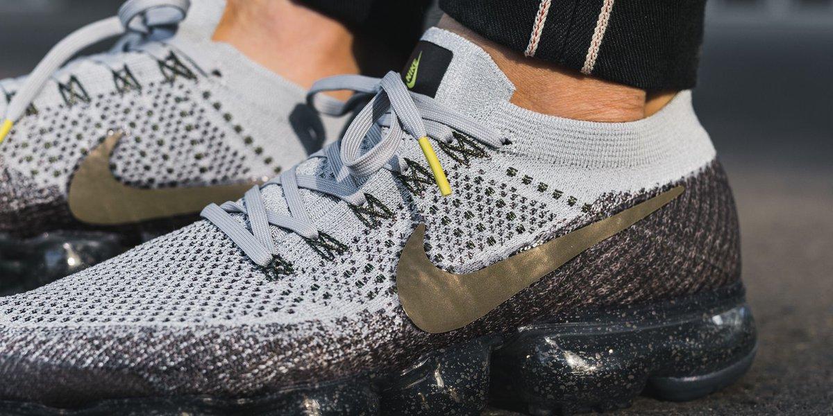 Nike Vapormax Grey Olive