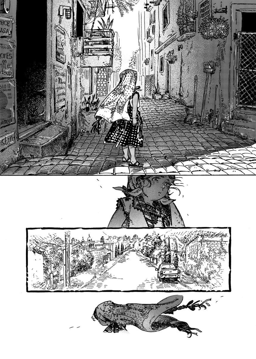 担当の新人さん。16歳で初受賞してから1年、本当に素晴らしい努力で自らを成長させて今回準大賞となりました。この画像達に興味が湧いた方は是非、受賞作を読んでください。そして忌憚ない意見をください。僕と共に彼女の成長に携わりましょう。  comic.mag-garden.co.jp/result/