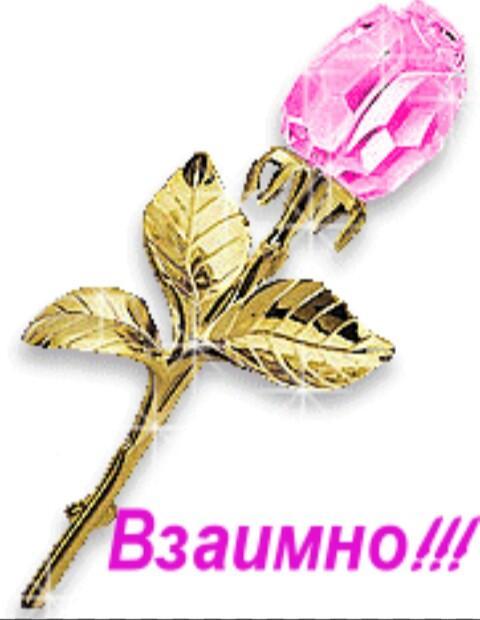 Открытки с цветами взаимно