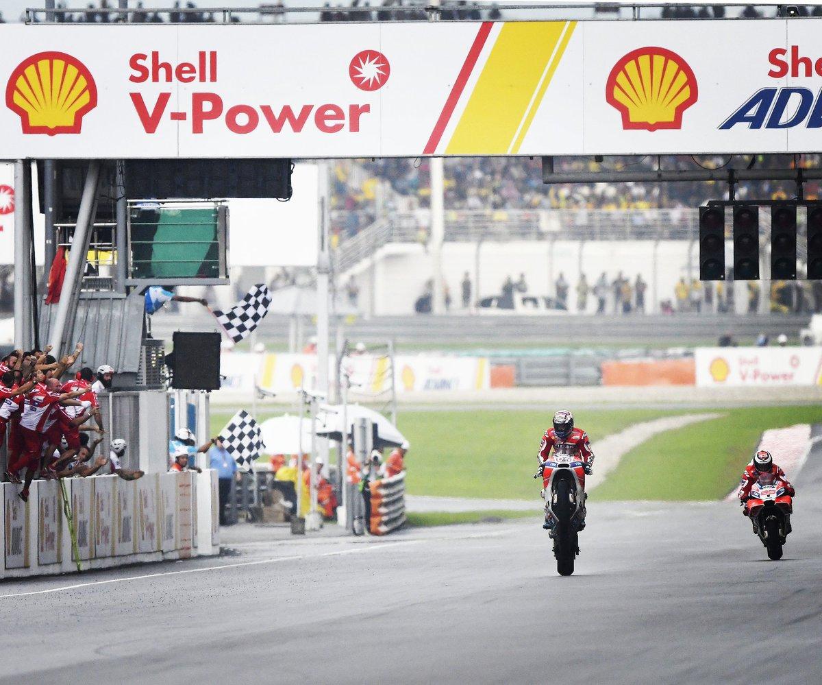 Menanti Marc Marquez Tampil Ngotot Asapi Dovizioso di MotoGP Valencia 2017
