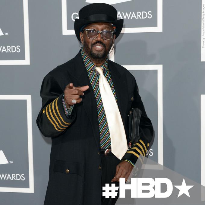 Otis Williams's Birthday Celebration   HappyBday to