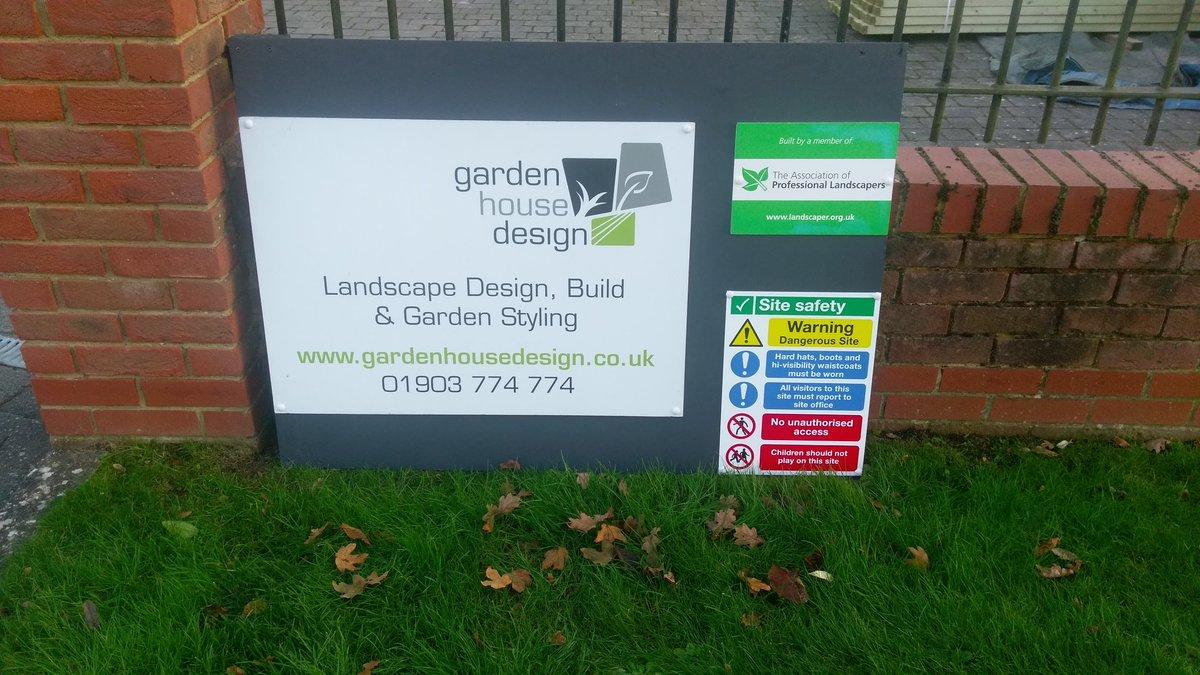 House design with garden - Garden House Design Added Apl The_apl