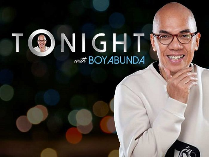 Tonight with Boy Abunda (2017)