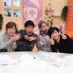 長崎文化放送『トコハピ』出演させていただきましたー!新曲のPRになったかは分かりませんが(笑)、すっ…