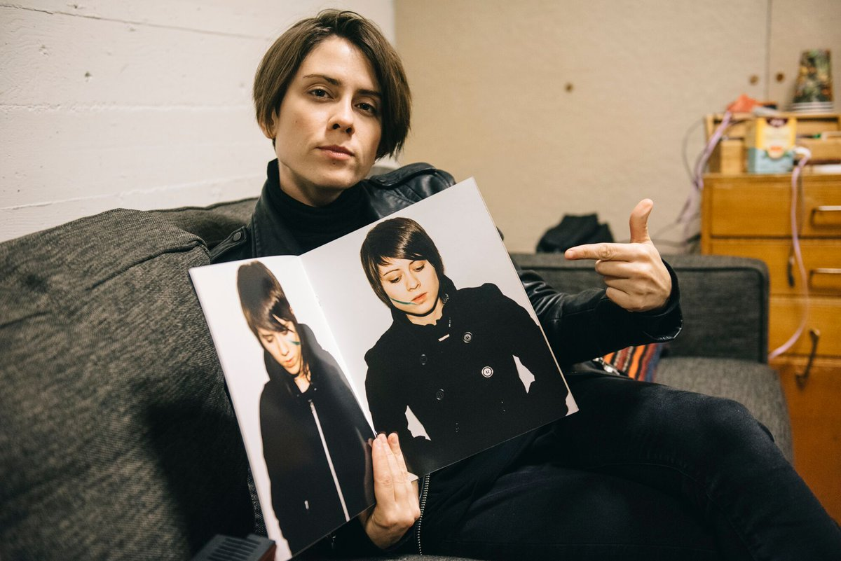 Tegan And Sara On Twitter And The Official Con X Tour Book Is Here