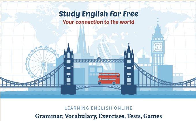 موقع لتعلم قواعد اللغة الانجليزية